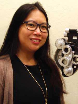 Dr. Clarissa Sin on Bella Eyecare Optometry
