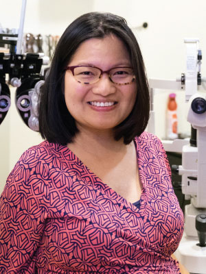 Dr. Anh Thu Nguyen at Bella Eye Care Optometry - Newark, CA